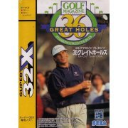 Golf Magazine: 36 Great Holes Starring Fred Couples (Japan)