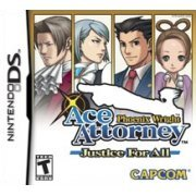Phoenix Wright: Ace Attorney Justice for All (US)