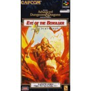 Advanced Dungeons & Dragons: Eye of the Beholder (Japan)