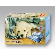 Nintendo DS (Nintendogs Labrador & Friends Bundle) - 220V (Europe)