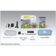 PSP PlayStation Portable Doko Demo Issho: Let's Gakkou! Study Pack (ceramic white) (Japan)