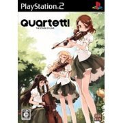 Quartet! The Stage of Love [Limited Edition] (Japan)