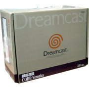 Dreamcast Console - BioHazard Special Edition Bundle red version (Japanese version) (Japan)