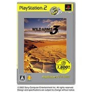 Wild Arms Advanced 3rd (PlayStation2 the Best Reprint) (Japan)