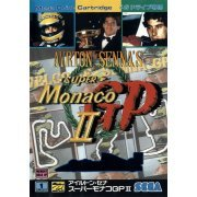 Ayrton Senna's Super Monaco GP II (Japan)