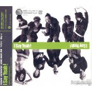 I Say Yeah! [CD+DVD] (Japan)