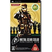 Metal Gear Solid Portable Ops (Japan)