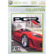 Project Gotham Racing 3 (Platinum Collection) (Japan)