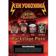 Backstage Pass (Japan)