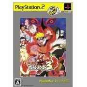 Naruto: Narutimett Hero 3 (PlayStation2 the Best) (Japan)
