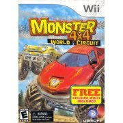 Monster 4X4: World Circuit (with wheel) (US)