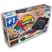 Mega Drive 2 Console [Sonic the Hedgehog 3 Pack] preowned (Japan)