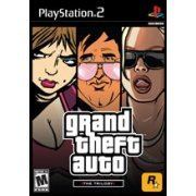 Grand Theft Auto Trilogy (US)