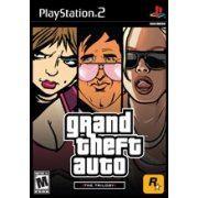 Grand Theft Auto Trilogy (US)