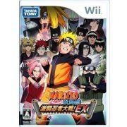 Naruto Shippuuden: Gekitou Ninja Taisen EX (Japan)