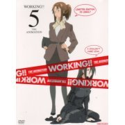 Working Vol.5 [DVD+CD Limited Edition] (Japan)