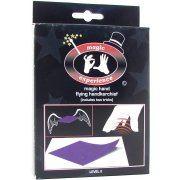 Magic Experience Level 2: Magic Hand Flying Handkerchief