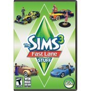The Sims 3: Fast Lane Stuff (DVD-ROM) (US)
