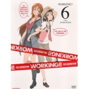 Working Vol.6 [DVD+CD Limited Edition] (Japan)