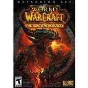 World of Warcraft: Cataclysm Expansion Pack (DVD-ROM) (US)