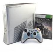 Xbox 360 Elite Slim Console (250GB) Halo Reach Premium Pack (US)