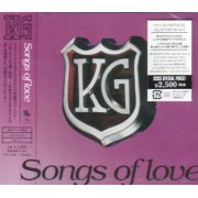 Songs Of Love (Japan)