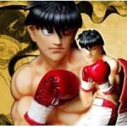 Hajime no Ippo The Fighting! Non Scale Pre-Painted PVC Figure: New Challenger 3rd Miyata Ichiro (Spiderweb Limited Ver.) (Japan)