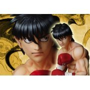 Hajime no Ippo The Fighting! Non Scale Pre-Painted PVC Figure: New Challenger 3rd Miyata Ichiro (Normal Ver.) (Japan)