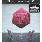 Let Me Crazy [CD+DVD Limited Edition Type B] (Japan)