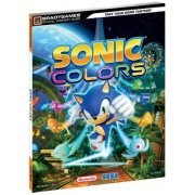 Sonic Colors Official Strategy Guide (US)