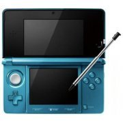 Nintendo 3DS (Aqua Blue) (Japan)