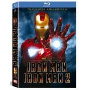 Iron Man [1+2 Boxset] (Hong Kong)