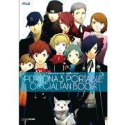 Persona 3 Portable Official Fan Book (Japan)