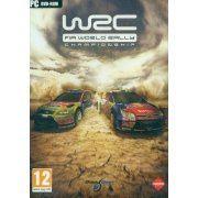 WRC: FIA World Rally Championship (DVD-ROM) (Europe)