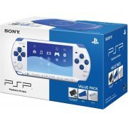 PSP PlayStation Portable Slim & Lite - White/Blue (PSPJ-30018) (Japan)