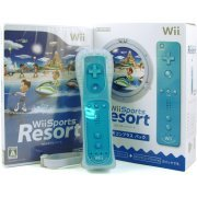 Wii Sports Resort (with Wii Remote Plus) (Japan)
