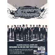 Super Junior - The 2nd Asia Tour: Super Show 2 [2DVD] (Hong Kong)