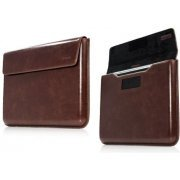 Capdase Molded Fit iPad Smart Pocket (Brown)
