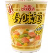 Nissin Cup Noodles - Milk Seafood Flavour (Winter Edition)