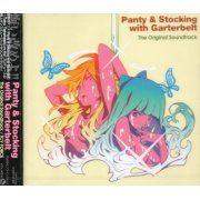 Panty & Stocking With Garterbelt The Original Soundtrack (Japan)
