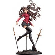 Fate/stay Night Unlimited Blade Works 1/7 Scale Pre-Painted PVC Figure: Tohsaka Rin (Japan)