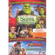 Shrek Forever After: The Final Chapter [Holiday Double DVD Pack] (Hong Kong)