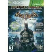 Batman: Arkham Asylum [Game of the Year Edition 3D] (Platinum Hits) (US)