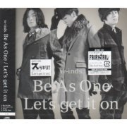 Let's Get It On / Be As One (Japan)