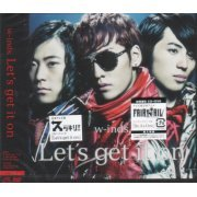 Let's Get It On / Be As One [CD+DVD Limited Edition Type B] (Japan)