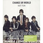 Change Ur World [First Press Limited Edition Type 2] (Hong Kong)
