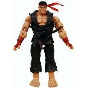 Street Fighter IV  Action Figure: Ryu Alternate Costume Ver. (US)