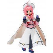 Magical Girl Lyrical Nanoha Strikers  Non Scale Pre-Painted PVC Figure: figma Caro Ru Lushe Barrier Jacket ver. (Japan)