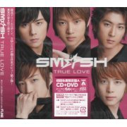 True Love [CD+DVD Limited Edition Type A] (Japan)