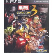 Marvel vs. Capcom 3: Fate of Two Worlds (Asia)